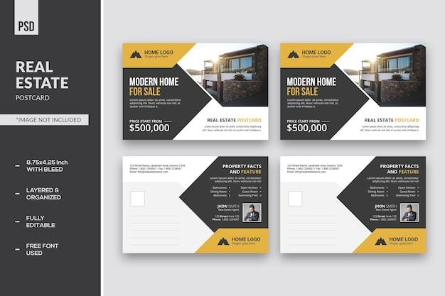 Cartolina immobiliare