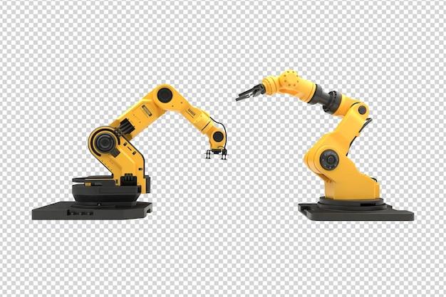 Il braccio robotico