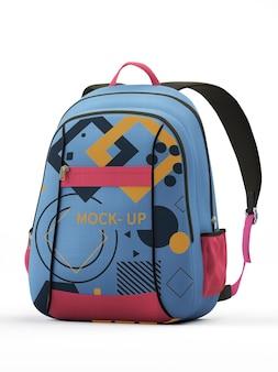 Modello di borsa da scuola