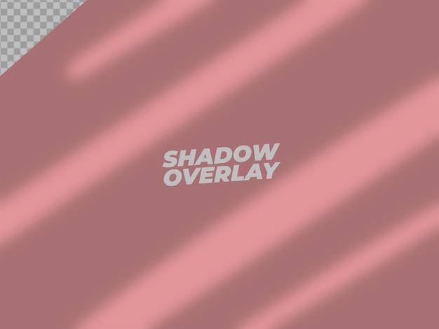 Design dell'effetto di sovrapposizione delle ombre