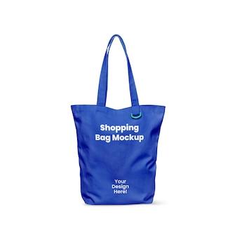 Shopping bag mockup isolato isolato