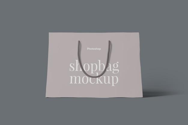 Mockup di borsa della spesa