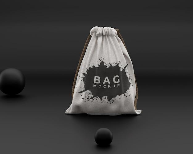 Modello di borsa semplice