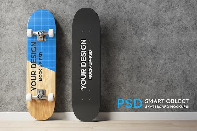 Modello di skateboard