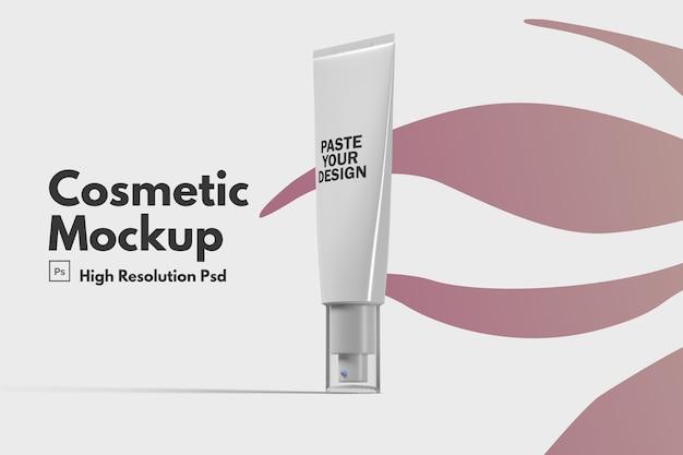 Mockup cosmetico idratante per la cura della pelle