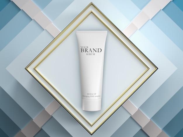 Prodotti cosmetici idratanti per la cura della pelle