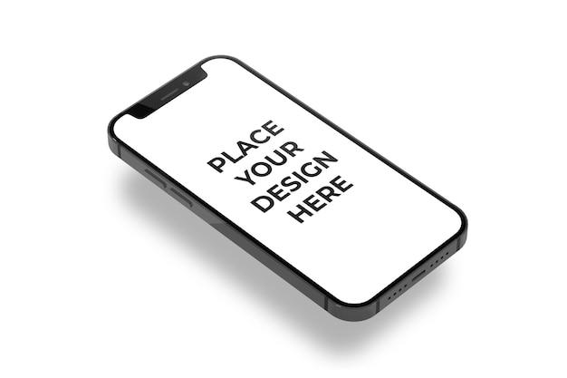 Smartphone mockup isolato
