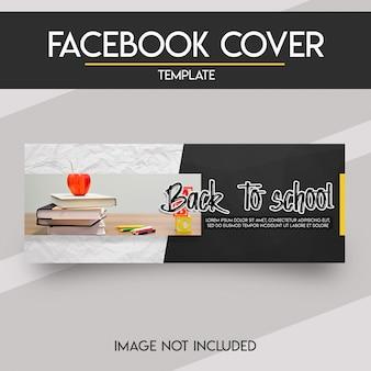 Modello di social media facebook