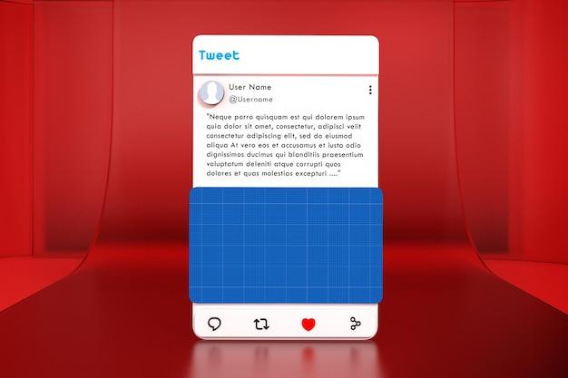 Social media su glass v2
