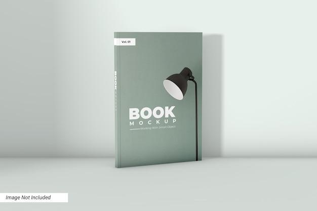 Mockup di libri con copertina morbida