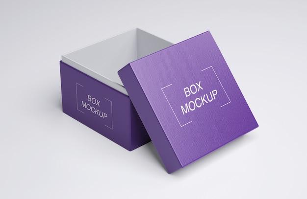Design a scatola quadrata