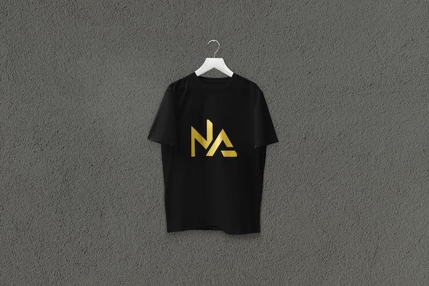 Design mockup di t-shirt per affari