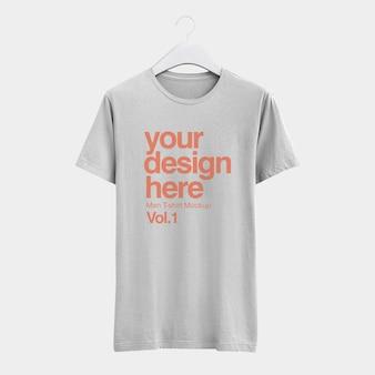 Mockup di t-shirt