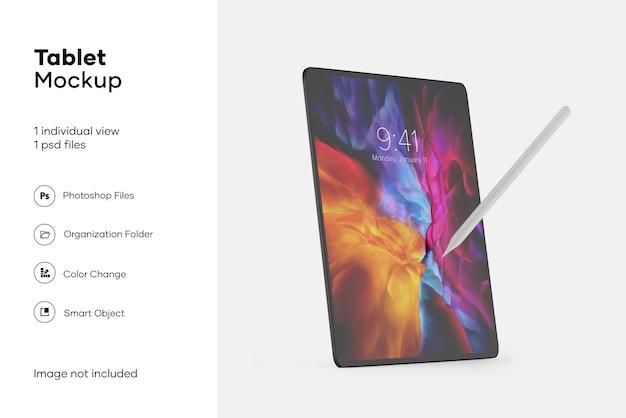 Mockup di tablet