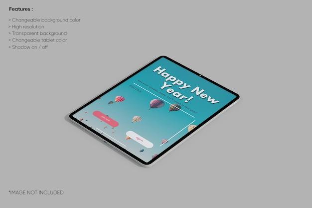 Modello di tablet