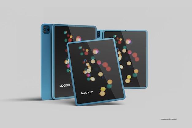 Tablet pro 2021 mockup