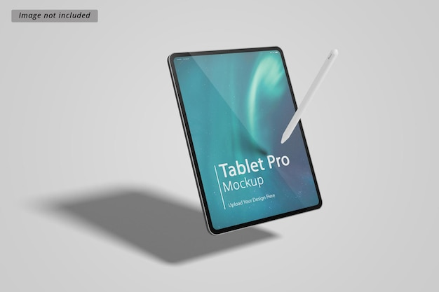 Tablet pro mockup