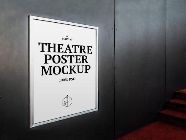 Mock-up di poster teatrali