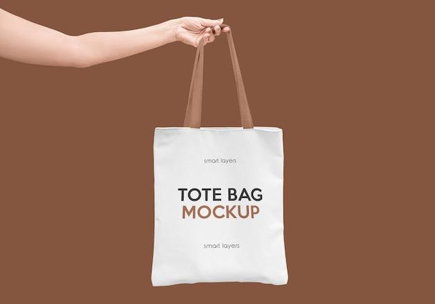Modello di borsa tote