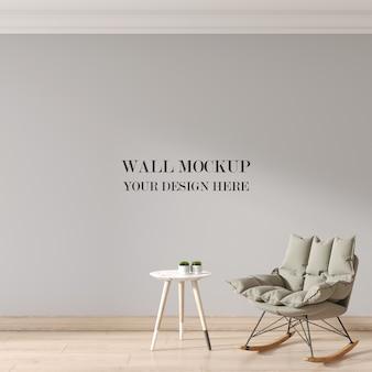 Mockup da parete