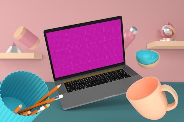 Desktop del sito web