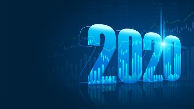 Numero di dati del nuovo anno 2020
