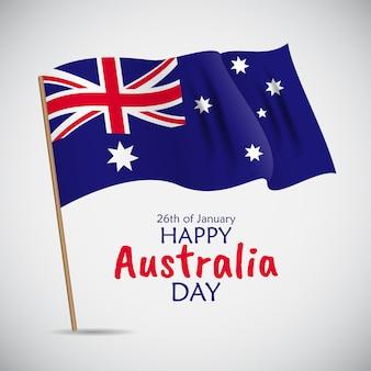 26 gennaio happy australia day.
