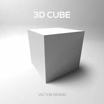 Rendering cubo 3d