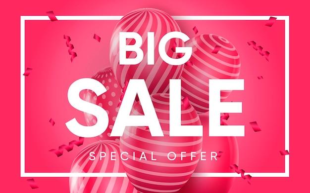 Poster 3d di design realistico di grande vendita