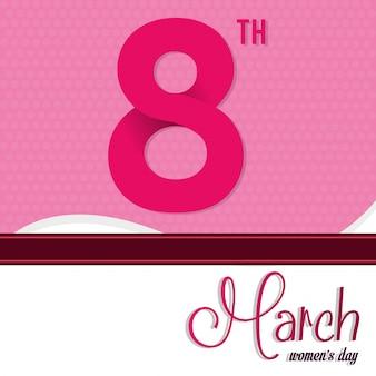 8 marzo carta di giorno delle donne