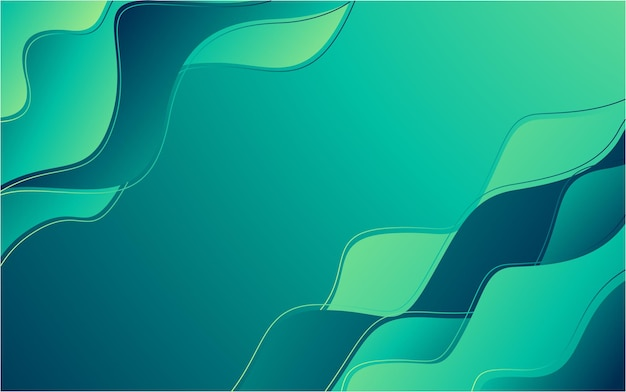 Illustrazione vettoriale di sfondo abstrack per desktop