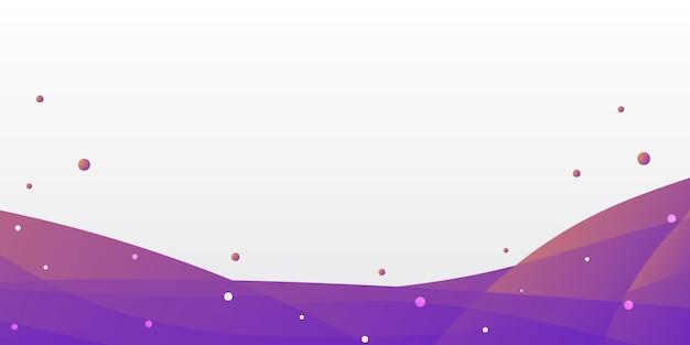 Sfondo 3d astratto con un design moderno e colorato. vestito per modello di presentazione aziendale. sfondo astratto con tecnologia grafica e concetto di connessione di rete