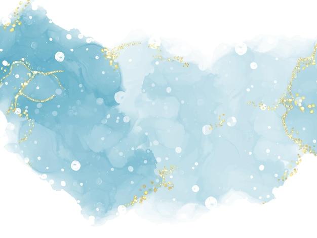 Fondo astratto di stile di marmo di struttura dell'inchiostro dell'alcool. progettazione dell'illustrazione di vettore eps10.