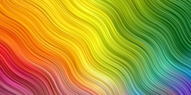 Colore gradiente colorato sfondo astratto. carta da parati a righe