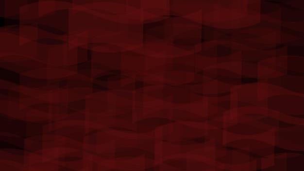 Sfondo astratto in colori rosso scuro