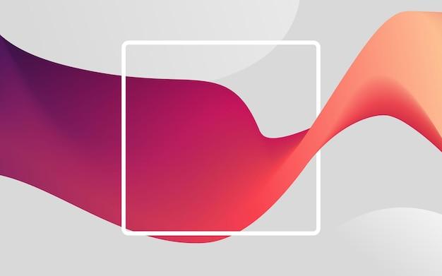 Sfondo astratto per desktop illustrazione vettoriale