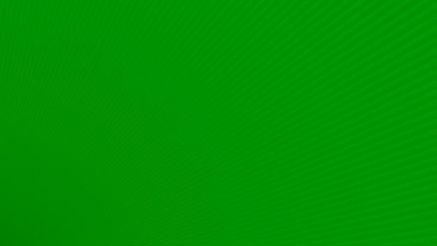 Sfondo astratto di raggi sfumati in colori verdi