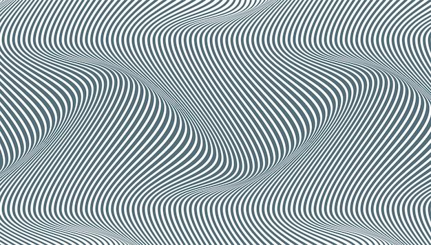 Sfondo astratto di linee grigie.