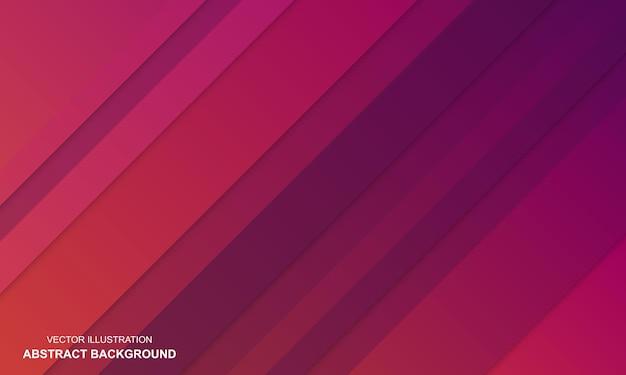 Sfondo astratto rosa e viola moderno colore