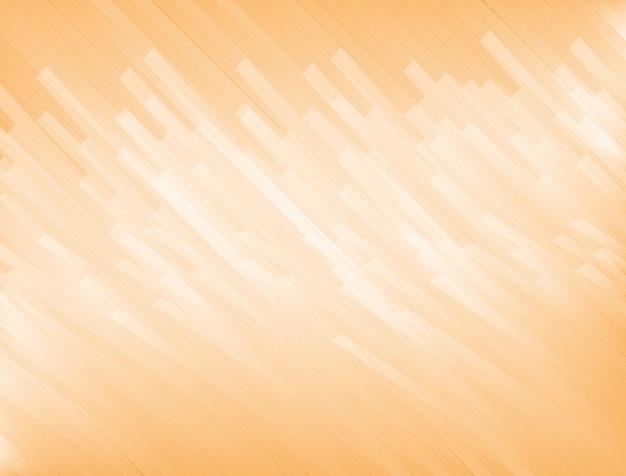 Sfondo astratto con scarabocchi come pastello arancione su carta
