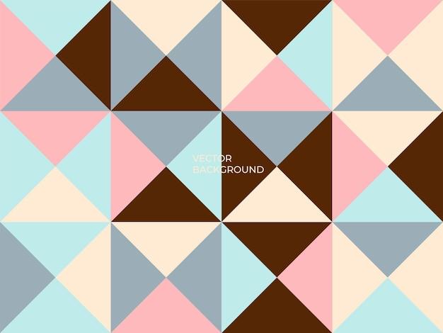 Sfondo astratto con trame geometriche dell'onda del punto della linea quadrata del semicerchio, stile di memphis
