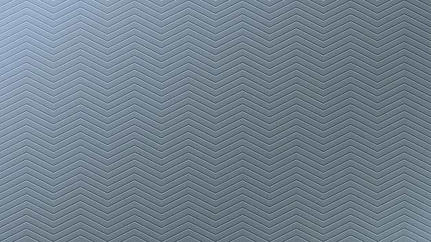 Sfondo astratto con motivo di linee a zigzag