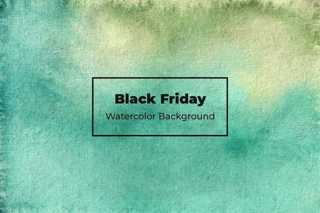 Pennello per ombreggiatura acquerello astratto venerdì nero texture