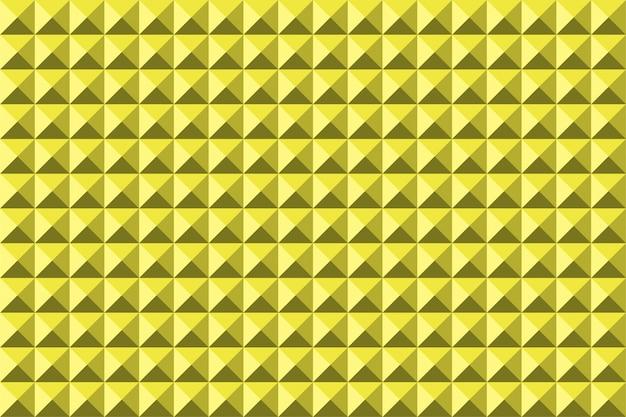 Struttura gialla senza cuciture del modello dei blocchi astratti