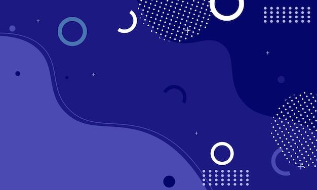 Fondo blu astratto. design semplice per il tuo sito web.