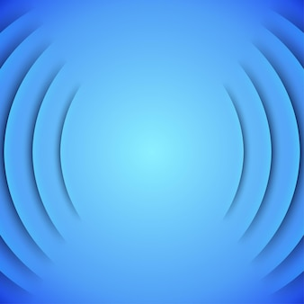 Strati blu astratti