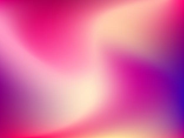 Sfocatura astratta sfondo sfumato con colori pastello.