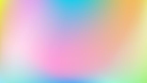 Astratto sfondo sfumato colorato sfocato