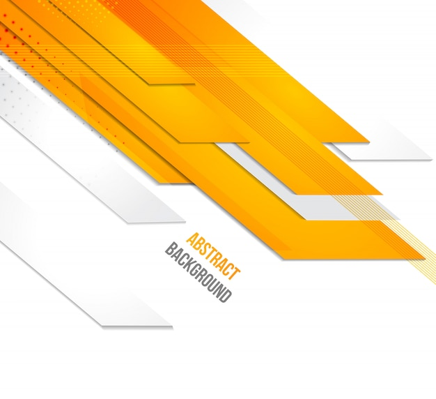 Sfondo astratto business. design brochure modello