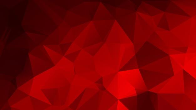 Disegno astratto del fondo del poligono di colore, stile geometrico astratto di origami con il gradiente